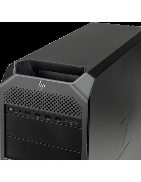 HP Z4 G4 W-2123 Tower Intel® Xeon W 32 GB DDR4-SDRAM 512 SSD Windows 10 Pro for Workstations Työasema Musta Hp 6QN91EA#UUW - 4
