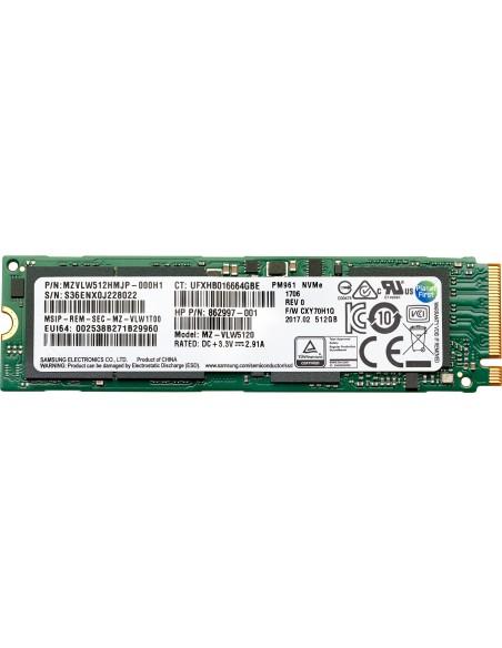HP 6SK99AA M.2 1000 GB PCI Express 3.0 TLC NVMe Hp 6SK99AA#AC3 - 1