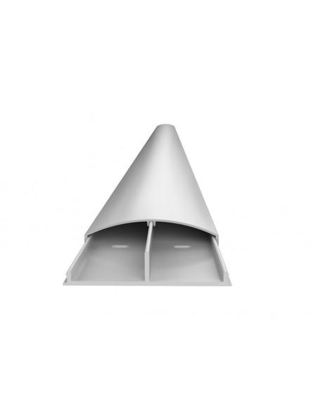 Multibrackets 3831 kaapelisuojain Kaapelin hallinta Metallinen Multibrackets 7350022733831 - 2