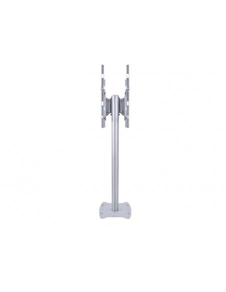 """Multibrackets 5408 kyltin näyttökiinnike 160 cm (63"""") Hopea Multibrackets 7350022735408 - 4"""