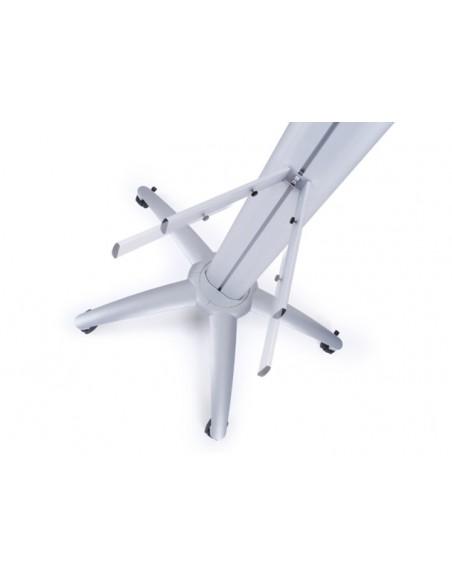 Multibrackets M Public Display Stand Frontshelf Silver Multibrackets 7350022735415 - 3