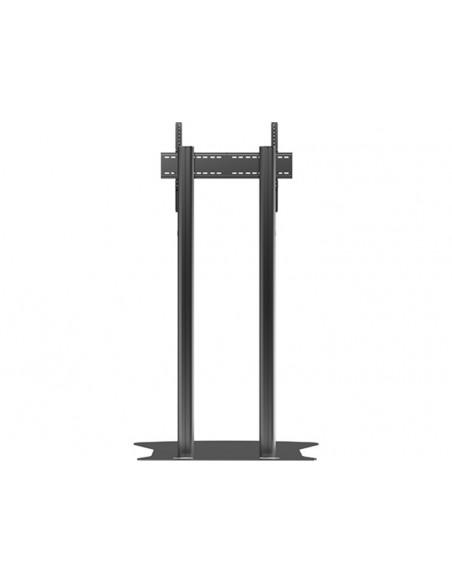 Multibrackets M Public Display Stand 210 Dual Pillar Floorbase Black Multibrackets 7350073732586 - 3