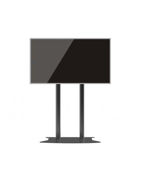 Multibrackets M Public Display Stand 210 Dual Pillar Floorbase Black Multibrackets 7350073732586 - 6