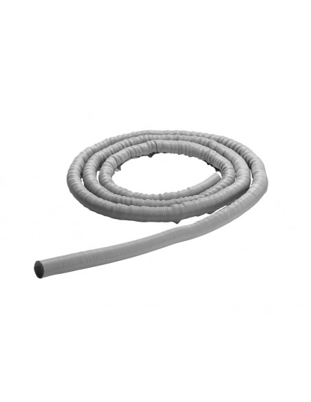 Multibrackets M Universal Cable Sock Self Wrapping 25mm Silver 25m Multibrackets 7350073732784 - 3
