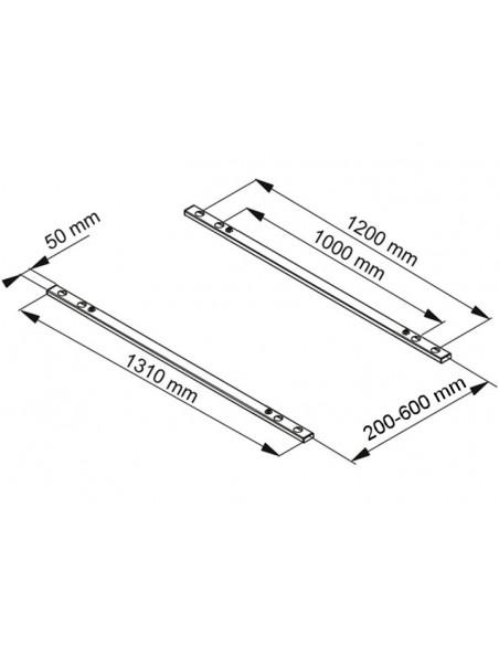 Multibrackets 2951 monitorikiinnikkeen lisävaruste Multibrackets 7350073732951 - 2