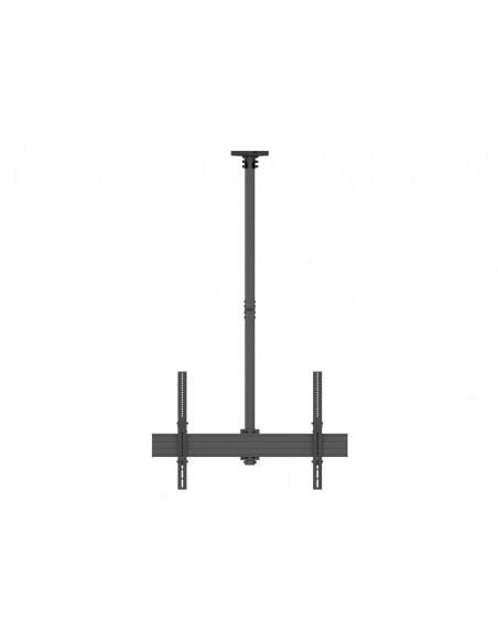 """Multibrackets 5778 fäste för skyltningsskärm 190.5 cm (75"""") Svart Multibrackets 7350073735778 - 2"""