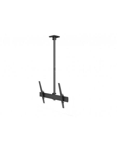 """Multibrackets 5778 kyltin näyttökiinnike 190.5 cm (75"""") Musta Multibrackets 7350073735778 - 4"""