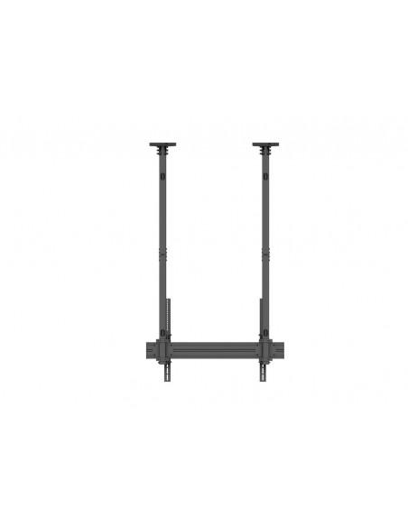 """Multibrackets 5785 kyltin näyttökiinnike 2.54 m (100"""") Musta Multibrackets 7350073735785 - 4"""