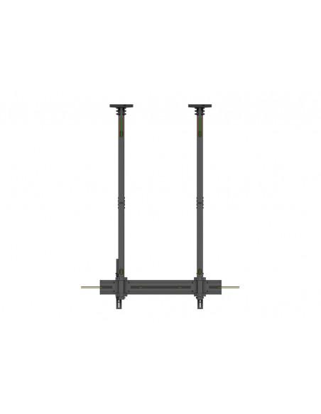 """Multibrackets 5785 kyltin näyttökiinnike 2.54 m (100"""") Musta Multibrackets 7350073735785 - 7"""