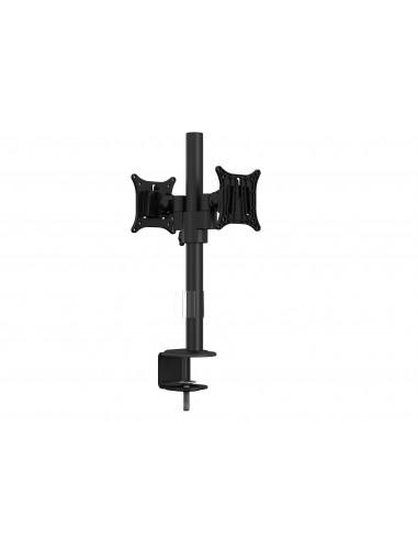 """Multibrackets 5860 monitorin kiinnike ja jalusta 76.2 cm (30"""") Puristin/Läpipultattu Musta Multibrackets 7350073735860 - 1"""