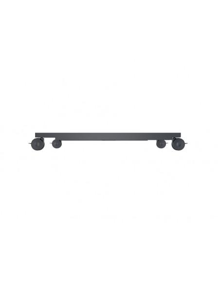 Multibrackets M Public Display Stand Wheelbase HD B2B Black Multibrackets 7350073736003 - 4