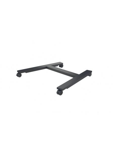 Multibrackets M Public Display Stand Wheelbase HD Black Multibrackets 7350073736027 - 3