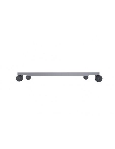 Multibrackets M Public Display Stand Wheelbase HD Silver Multibrackets 7350073736034 - 4