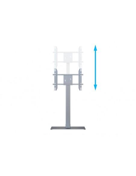 Multibrackets M Motorized Display Stand Floorbase Silver Multibrackets 7350073736041 - 17