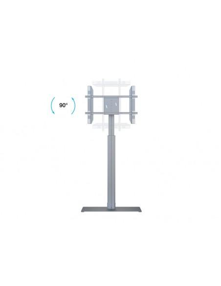 """Multibrackets 6041 kyltin näyttökiinnike 152.4 cm (60"""") Hopea Multibrackets 7350073736041 - 19"""