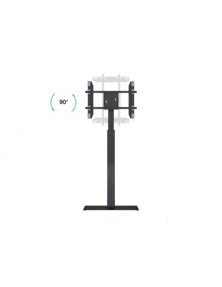 """Multibrackets 6058 kyltin näyttökiinnike 152.4 cm (60"""") Musta Multibrackets 7350073736058 - 19"""