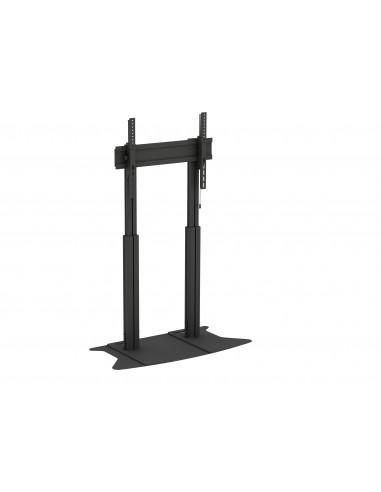 Multibrackets M Motorized Display Stand Dual Pillar Floorbase Black Multibrackets 7350073736072 - 1