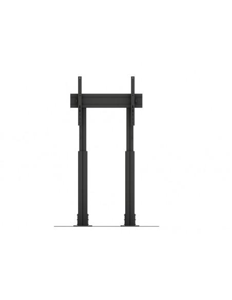 Multibrackets M Motorized Display Stand Dual Pillar Floorbase Black Multibrackets 7350073736072 - 2