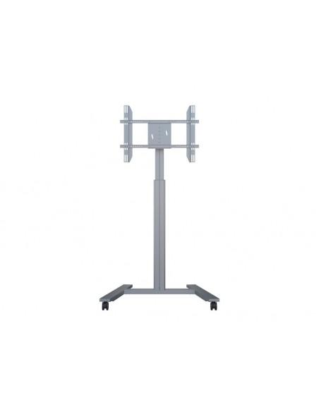 Multibrackets M Motorized Display Stand Wheelbase Silver Multibrackets 7350073736096 - 2