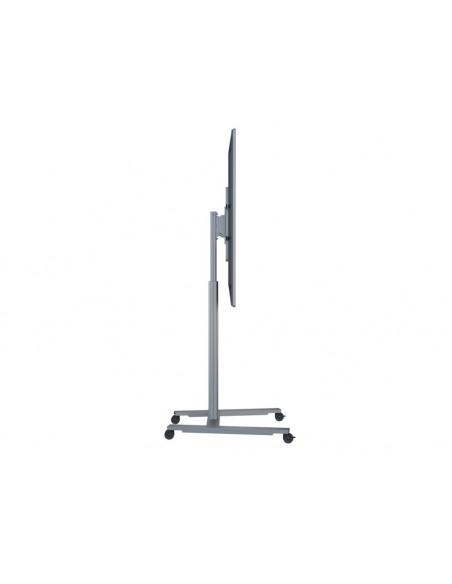 Multibrackets M Motorized Display Stand Wheelbase Silver Multibrackets 7350073736096 - 15
