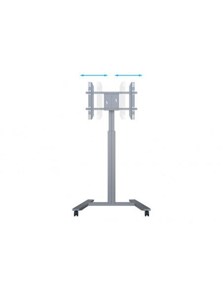 """Multibrackets 6096 fäste för skyltningsskärm 152.4 cm (60"""") Silver Multibrackets 7350073736096 - 17"""