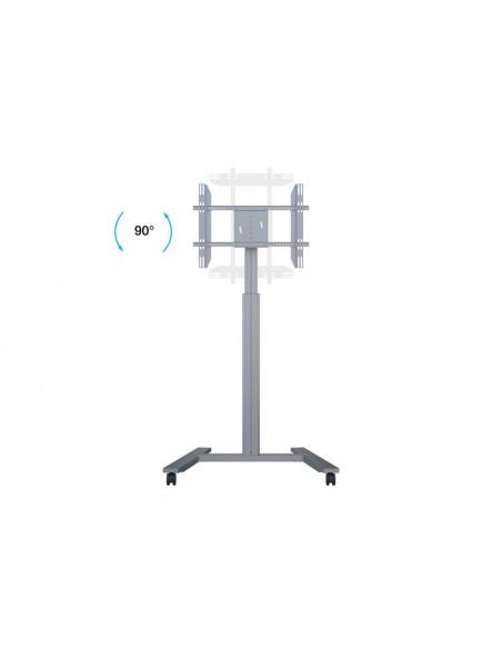 """Multibrackets 6096 kyltin näyttökiinnike 152.4 cm (60"""") Hopea Multibrackets 7350073736096 - 18"""