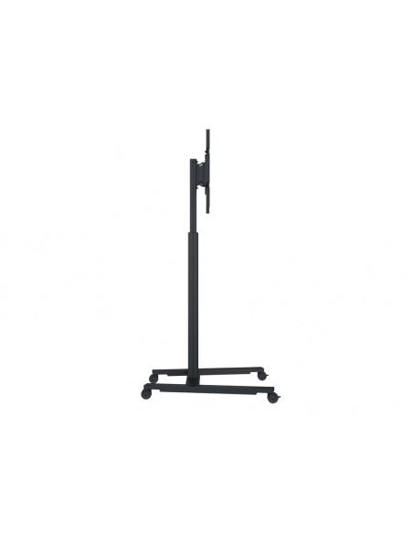 Multibrackets M Motorized Display Stand Wheelbase Black Multibrackets 7350073736102 - 5