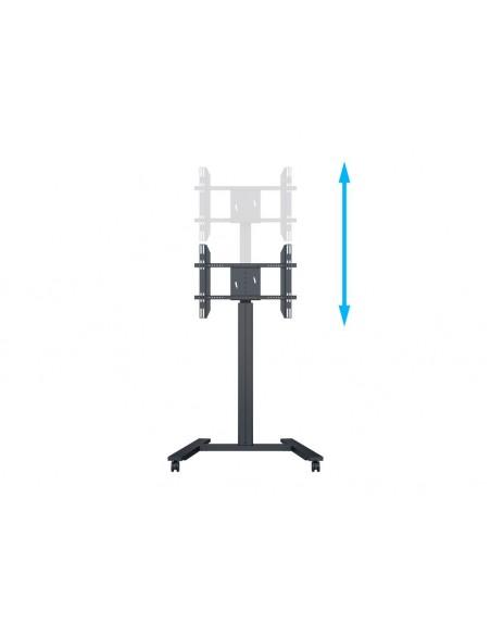 Multibrackets M Motorized Display Stand Wheelbase Black Multibrackets 7350073736102 - 16
