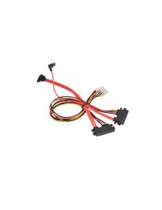 Supermicro CBL-SAST-1034 SATA cable 0.62 m Black, Red, Yellow Supermicro CBL-SAST-1034 - 1
