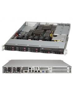 Supermicro SC113AC2-R706WB2 Rack Black 750 W Supermicro CSE-113AC2-R706WB2 - 1