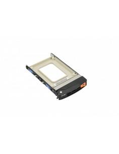 "Supermicro MCP-220-00167-0B tallennusaseman kotelo HDD-/SSD-kotelo Musta 2.5"" Supermicro MCP-220-00167-0B - 1"