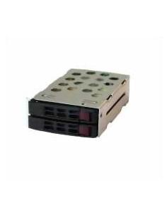 """Supermicro Dual 2.5"""" HDD Kit Svart Supermicro MCP-220-84606-0N - 1"""