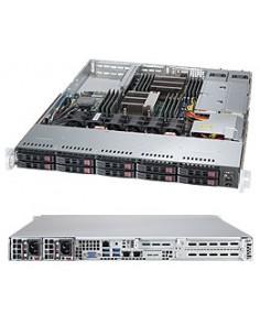 Supermicro SuperServer 1028R-WTR Intel® C612 LGA 2011 (Socket R) Teline ( 1U ) Musta Supermicro SYS-1028R-WTR - 1
