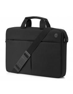 "HP Prelude Top Load 15.6 notebook case 39.6 cm (15.6"") Briefcase Black Hp 2MW62A6#AC3 - 1"