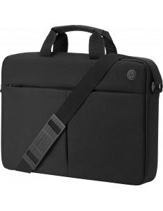 """HP Prelude Top Load laukku kannettavalle tietokoneelle 39.6 cm (15.6"""") Salkku Musta Hp 2MW62AA#AC3 - 1"""