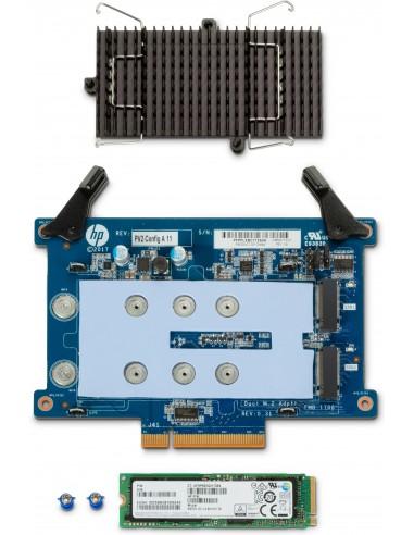 HP Z Turbo Drive 1 T B SED (Z8 G4) TLC SSD-kit Hp 6YT75AA - 1