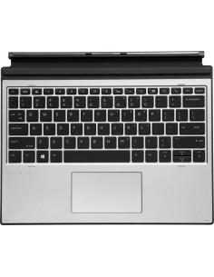 HP Elite x2 G4 Collaboration Svart, Silver Pogo Pin QWERTY Engelsk Hp 7CS01AA#ABB - 1