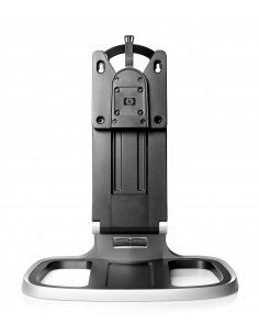 """HP Integrated Work Center Stand – USDT / Thin Clients 61 cm (24"""") Musta Hp E8H16AA - 1"""