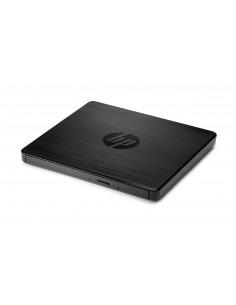HP External USB DVDRW Drive levyasemat Musta DVD±RW Hp F2B56AA - 1