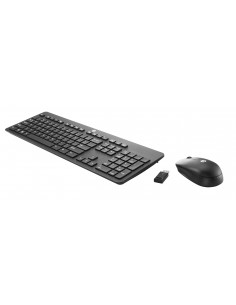 HP Slim Wireless and Mouse Hp T6L04AA#ABX - 1