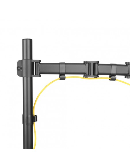 "Newstar NM-D135 76.2 cm (30"") Klämma/Genomgående skruv Svart Newstar NM-D135BLACK - 6"