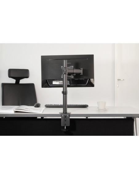 """Newstar NM-D135 76.2 cm (30"""") Puristin/Läpipultattu Musta Newstar NM-D135BLACK - 8"""