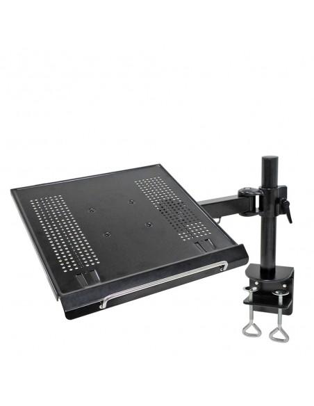"""Newstar NOTEBOOK-D100 Ställ för bärbara datorer 55.9 cm (22"""") Svart Newstar NOTEBOOK-D100 - 2"""