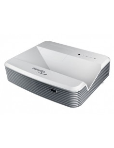 Optoma W320USTi dataprojektori Pöytäprojektori 4000 ANSI lumenia DLP WXGA (1280x800) 3D Harmaa Optoma 95.72702GC0E - 1