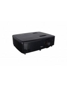 Optoma H183X dataprojektori Pöytäprojektori 3200 ANSI lumenia DLP WXGA (1280x800) 3D Musta Optoma 95.72H01GC2E - 1
