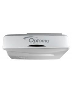 Optoma ZH400UST data projector Desktop 4000 ANSI lumens DLP 1080p (1920x1080) 3D White Optoma 95.78W01GC0E - 1