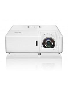 Optoma ZH406ST dataprojektori Kattoon/Lattiaan kiinnitettävä projektori 4200 ANSI lumenia DLP 1080p (1920x1080) 3D Valkoinen Opt