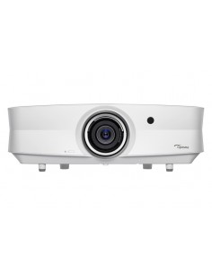 Optoma ZK507 data projector Ceiling / Floor mounted 5000 ANSI lumens DLP 2160p (3840x2160) 3D White Optoma E1P1A3LWE1Z1 - 1