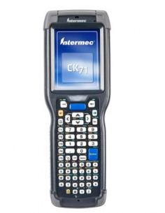 "Intermec CK71 mobiilitietokone 8.89 cm (3.5"") 480 x 640 pikseliä Kosketusnäyttö 584 g Intermec CK71AA4DC00W1100 - 1"