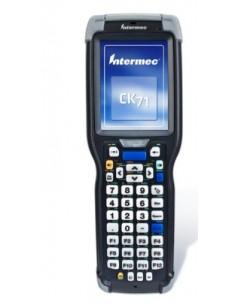 "Intermec CK71 mobiilitietokone 8.89 cm (3.5"") 480 x 640 pikseliä Kosketusnäyttö 584 g Intermec CK71AB4DN00W1100 - 1"